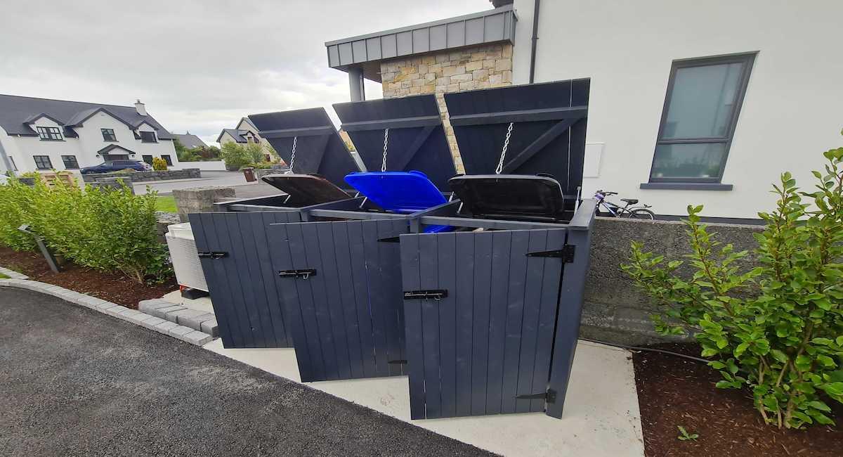 Wheelie Bin Storage Solutions